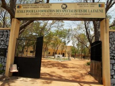Ecole de faune de garoua