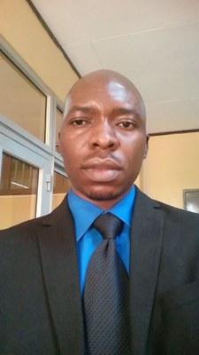 EFENGELE Mbua, Fred Franklin, Inspecteur de la Comptabilité Matières, Contrôleur Financier  l'EFG